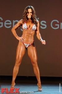 Angela Leong - Womens Bikini - 2011 St. Louis Pro