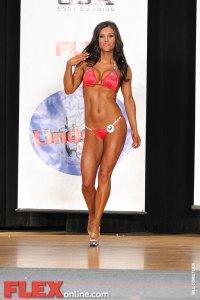 Leigh Brandt - Womens Bikini -  Muscle Contest Pro Bikini Championships 2011