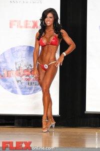 Amanda Latona - Womens Bikini -  Muscle Contest Pro Bikini Championships 2011