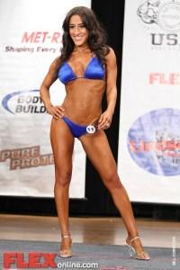Christie Marquez - Womens Bikini -  Muscle Contest Pro Bikini Championships 2011