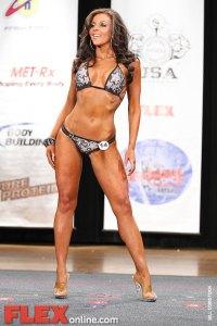 Vanessa Prebyl - Womens Bikini -  Muscle Contest Pro Bikini Championships 2011
