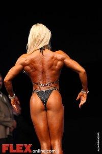 Regiane Da Silva - Womens Fitness - FIBO Power Pro Championships 2011