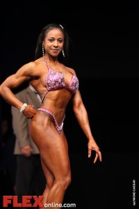 Stacy McDowell - Womens Fitness - FIBO Power Pro Championships 2011