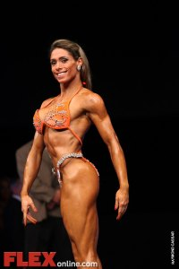 Diana Paula-Monteiro - Womens Fitness - FIBO Power Pro Championships 2011
