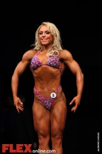 Minna Pajulahti - Womens Fitness - FIBO Power Pro Championships 2011