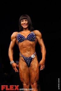 Ludmila Somkina - Womens Fitness - FIBO Power Pro Championships 2011