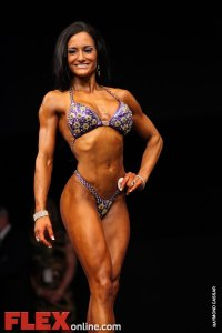 Camala Rodriguez - Womens Fitness - FIBO Power Pro Championships 2011