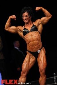 Guisy Caputo - Womens Open - FIBO Power Pro Championships 2011