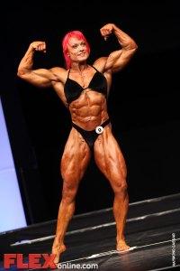 Daniela Sell - Womens Open - FIBO Power Pro Championships 2011