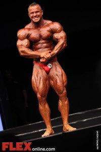 Ronny Rockel - Mens Open - FIBO Power Pro Championships 2011