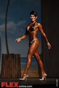 Vanessa Campbell - Womens Bikini - Europa Show of Champions 2011
