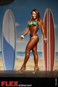 Nathalia Melo - Womens Bikini - Europa Show of Champions 2011