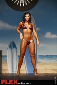 Samantha Morris - Womens Bikini - Europa Show of Champions 2011