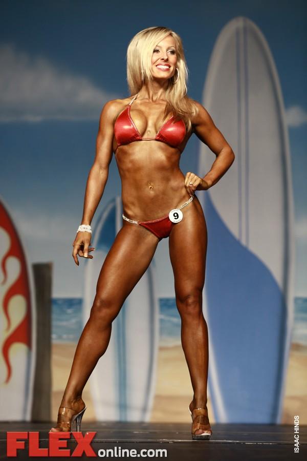 Kristy Robbins - Womens Bikini - Europa Show of Champions 2011