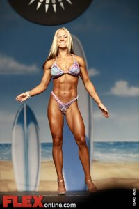 Stefanie Bambrough - Womens Figure - Europa Show of Champions 2011