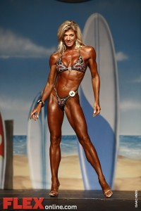 Holly Beck - Womens Figure - Europa Show of Champions 2011