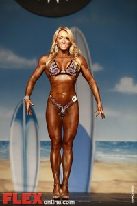 Ginette Delhaes - Womens Figure - Europa Show of Champions 2011
