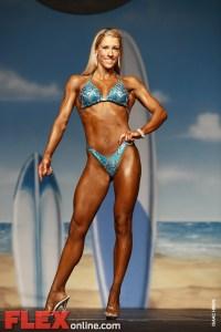 Melissa Frederick - Womens Figure - Europa Show of Champions 2011