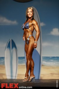 Cea Anna Kerr - Womens Figure - Europa Show of Champions 2011