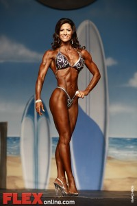 Amy Vetter - Womens Figure - Europa Show of Champions 2011