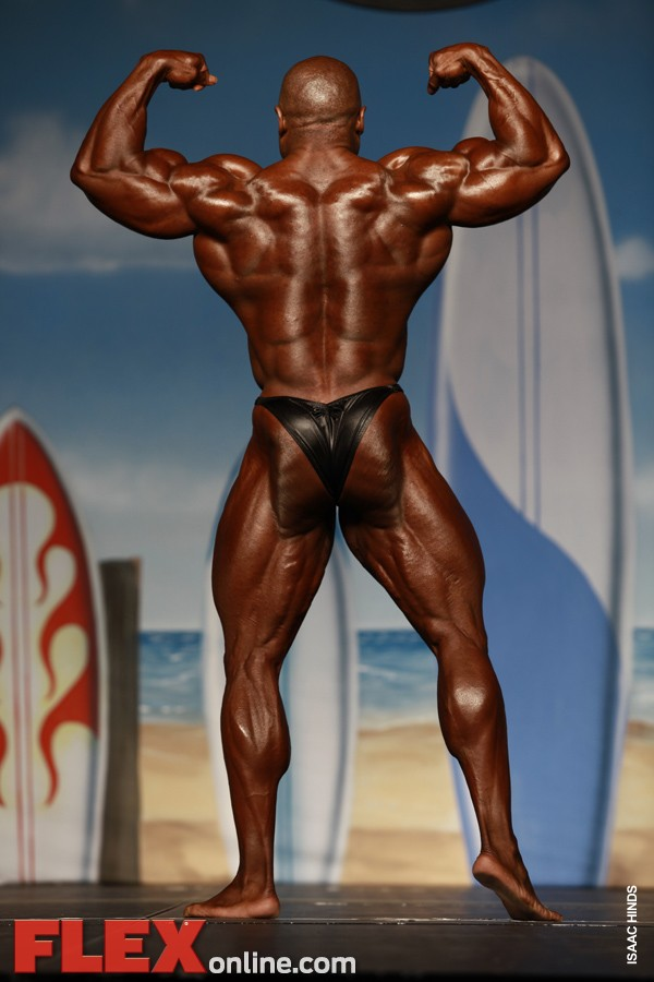 Lee Banks - Mens Open - Europa Show of Champions 2011
