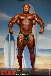 Marcus Haley - Mens Open - Europa Show of Champions 2011