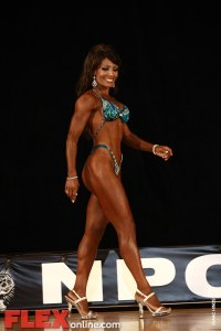 Cheryl Brown - Womens Figure - Pittsburgh Pro 2011