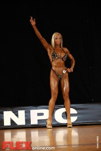 Clarissa Franshesca Castaneda - Womens Figure - Pittsburgh Pro 2011