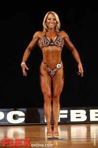Ginette Delhaes - Womens Figure - Pittsburgh Pro 2011