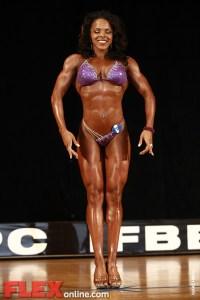 Alicia Harris - Womens Figure - Pittsburgh Pro 2011