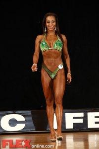 Georgina Lona - Womens Figure - Pittsburgh Pro 2011