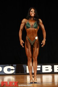 Monica Specking - Womens Figure - Pittsburgh Pro 2011