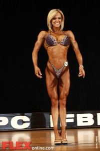 Gennifer Strobo - Womens Figure - Pittsburgh Pro 2011