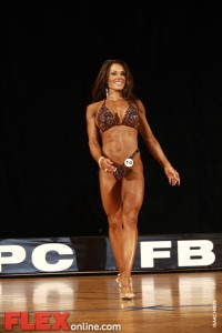 Alea Suarez - Womens Figure - Pittsburgh Pro 2011
