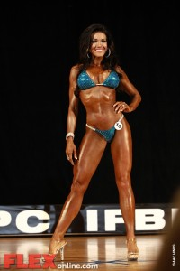 Jennifer Andrews - Womens Bikini - Pittsburgh Pro 2011
