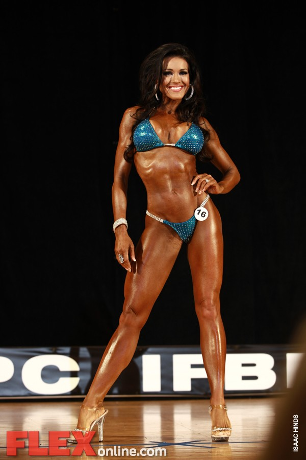 Jennifer Andrews - Womens Bikini - Pittsburgh Pro 2011