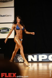 Missy Coles - Womens Bikini - Pittsburgh Pro 2011