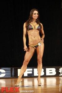 Juliana Daniell - Womens Bikini - Pittsburgh Pro 2011