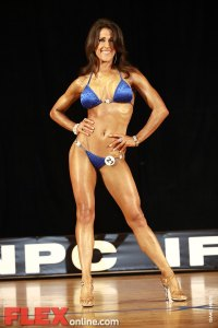 Jennifer Deitrick - Womens Bikini - Pittsburgh Pro 2011
