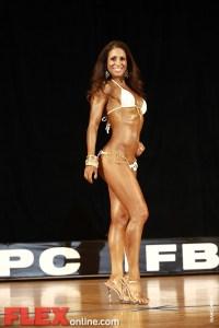 Nicole Moneer-Guerrero - Womens Bikini - Pittsburgh Pro 2011