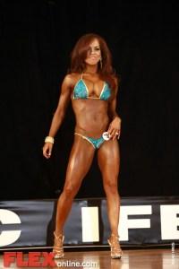 Shelsea Montes - Womens Bikini - Pittsburgh Pro 2011