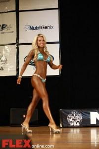 Justine Munro - Womens Bikini - Pittsburgh Pro 2011