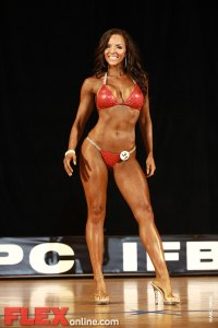 Vanessa Prebyl - Womens Bikini - Pittsburgh Pro 2011