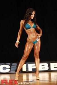 Alison Rosen - Womens Bikini - Pittsburgh Pro 2011