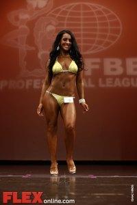 Natalie Abrheim - Womens Bikini - New York Pro 2011