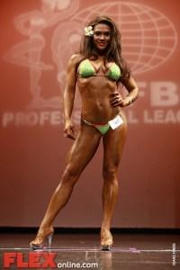 Brandy Leaver - Womens Bikini - New York Pro 2011