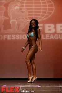 Abigail Burrows - Womens Bikini - New York Pro 2011
