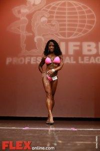 Nicole Coleman - Womens Bikini - New York Pro 2011