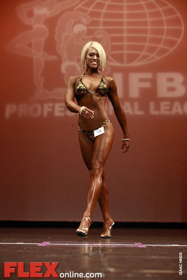 Christy Merritt - Womens Bikini - New York Pro 2011