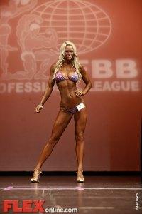 Tabitha Klausen-Leandri - Womens Bikini - New York Pro 2011